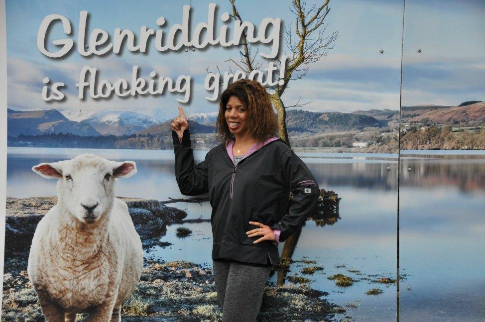 Englands Lake District - Flocking
