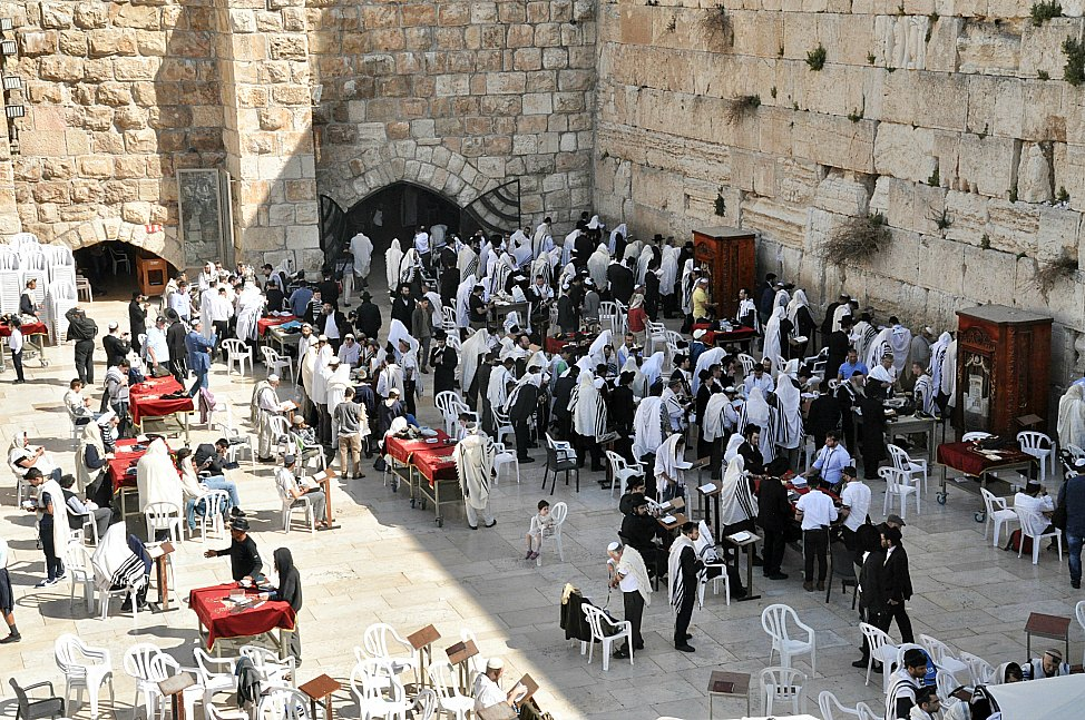 Israel_10_Things_Western_Wall